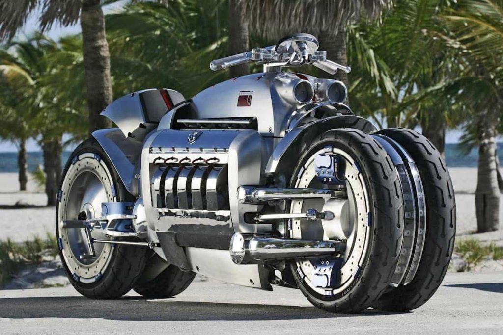 Dodge Tomahawk V10 Super Bike