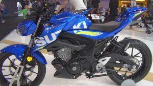 Suzuki GSX-S125/ABS