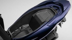 Desain Honda PCX Hybrid